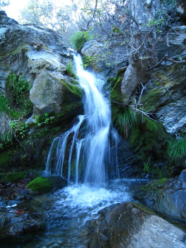 Robison Falls, April 2009 Photo credit: Chris Kangas