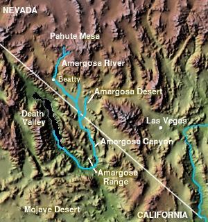 Amargosa River (from Wikipedia)