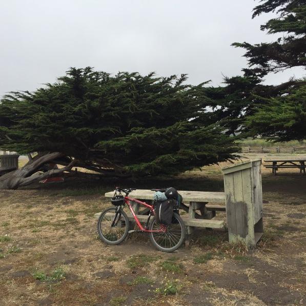 The Hike/Bike Group Camp